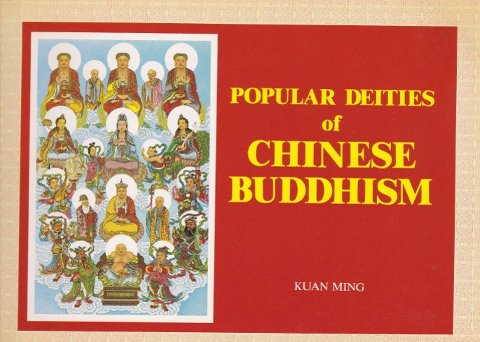 Popular Deities of Chinese Buddhism (Cover)